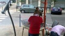 Soirée barbecue O bar 1