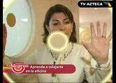 Naam Yoga en la oficina - TV Azteca Venga la Alegria - Naam Yoga