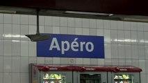 Poisson d'avril : la RATP rebaptise les stations de métro