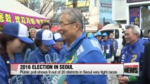 Special regional analysis series on 2016 elections Part 1: Seoul, Incheon & Gyeonggi-do Province