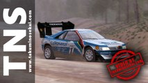Dirt Rally - Peugeot 405 T16 Pikes Peak @ Pikes Peak (Playstation 4)