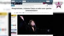 Juliette Gréco victime d'un AVC, les dernières nouvelles sur son état de santé (vidéo)