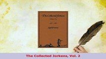PDF  The Collected Jorkens Vol 2 Free Books