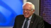 Bernie Sanders jabs Hillary Clinton on donors
