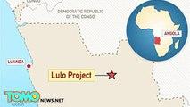 Largest diamond in Angola, Africa  404 carat diamond found by Lulo Diamond Project - TomoNews