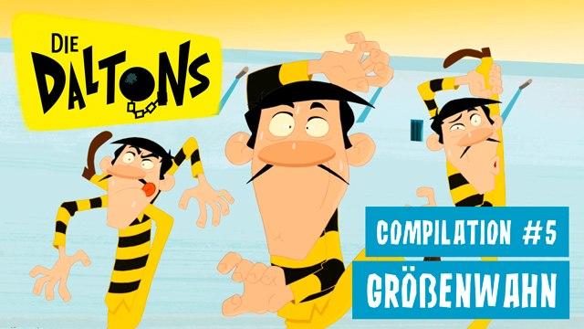 """Die Daltons – """"Größenwahn""""-Compilation"""