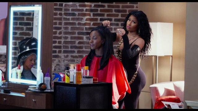 Barbershop: The Next Cut Movie CLIP - Super Thug (2016) - Ice Cube, Nicki Minaj Comedy HD