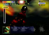 Star Fox 64/Lylat Wars - Zoness Boss Defeat - Mission Complete