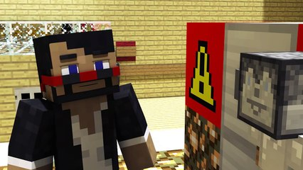 PARTNERS IN CRIME (Minecraft Animation)