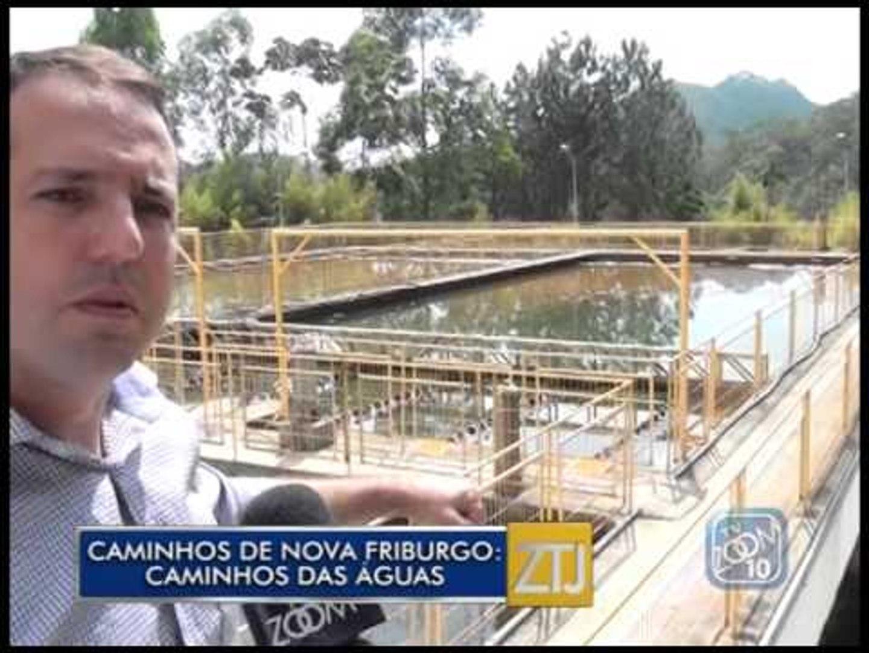 13-11-2015 - CAMINHOS DE NOVA FRIBURGO: CAMINHO DAS ÁGUAS - ZOOM TV JORNAL