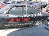 Toruń majówka Bmw 28 IV 2007 cz1