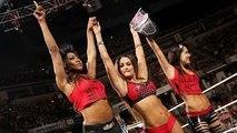 Raw, 22/06/15: The Bella Twins Vs Naomi & Tamina, Español - Latino