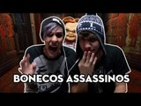 BONECOS ASSASSINOS! - LAYERS OF FEAR #2