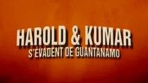 HAROLD ET KUMAR S'EVADENT DE GUANTANAMO (2008) Bande Annonce VF - HD