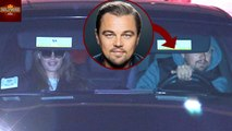 Leonardo DiCaprio's Date With Mystery Girl In LA | Hollywood Asia