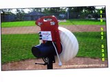 Pitching Machine Fastpitch Slow Pitch Curveball Baseball Softball Ball Launchers