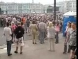 crowd Piter 2007'June Scorpions
