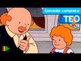 TEO (Português - Brasil) - 02 - Teo visita os avós  | Episódio Completo |