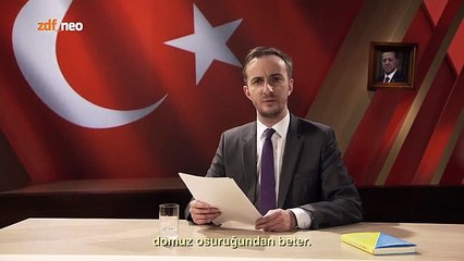 Gedicht eine Erdogan-Satire
