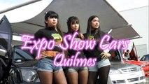 Las Promotoras, Expo Show Cars 2011, Quilmes.