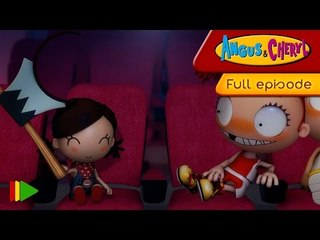 Angus & Cheryl - 18 - Horror Movie