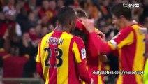Mathias Autret Goal HD - Lens 1-0 Auxerre - 01-04-2016