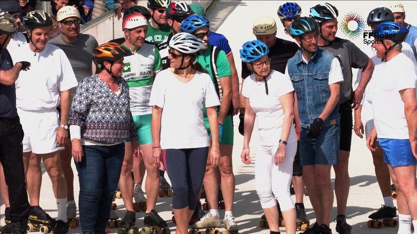 3 pistes 2016 Valence course vintage