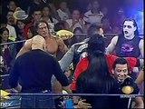 AAA-SinLimite 2009-02-28 Cuernavaca 05 El Mes?as & Charly Manson vs. El Zorro, Ozz & Cuervo