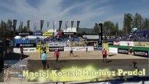 FIVB Beach Volleyball Swatch 2012 Niemcy -Polska