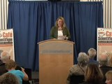 "Cafe Scientifique Silicon Valley @ SRI, 3/10/15: ""Social & Impact of Climate Change"" (Part 1 of 3)"