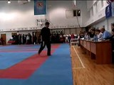 Evgeny Krylov Championships of Russia 2006 Musical Forms Hard  Style With Weapons Kickboxing