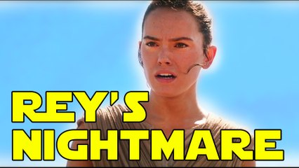 Rey's Nightmare (Star Wars The Force Awakens - Parody)