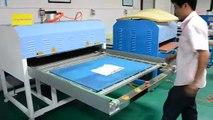 China Large Format Heat Transfer Printing Sublimation Machine , Heat Press Machine Equipments Sales