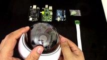 Fake Security Camera Project Box - gamaral