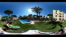 Jaimsley's VLOG - VR 360 Video from Spain, Morocco & Gibraltar (Project red Scarf 360)