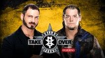 NXT TAKEOVER DALLAS TEXAS | Austin Aries Vs. Baron Corbin (WWE 2K16)