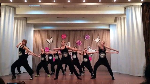 Jazz funk KIDS младший состав команды INFLAME  hip hop choreography by Kira Morozova %26 Katerina Po