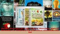 Download  Natural Remedies Box Set Natural Remedies Natural Remedies For Colds and Flu and Herbal Ebook Online