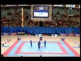 trois vietnamiens contre une vietnamienne Arts Martiaux Algérie Championnat du monde 30 07 2015