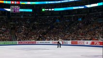 World Figure Skating Championships 2016 Yuzuru Hanyu FS