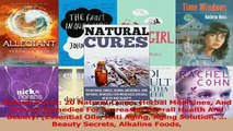 Natural Cures 20 Natural Cures Herbal Medicines And Natural Remedies For Increased
