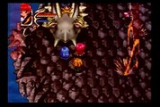 Magic Knight Rayearth (Saturn) - 095 - Lake Village of Lekuido Monster (Boss)