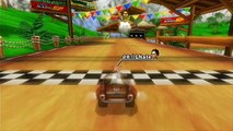"[MKWii] DS Yoshi Falls: 1'01""458 American Kart Record by ρ®☆LNate"