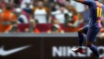Pro Evolution Soccer 13 PC Gameplay [HUN] FC Barcelona VS CFR Cluj