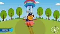 ✔ Peppa Pig en Espanol | Kinder Surprise Eggs | Peppa pig change Paw Patrol Characters