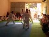 taekwondo Exame de Faixa para Vermelha  Do Italo