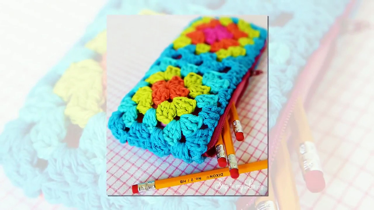 how to crochet rose buds