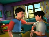 Commander Safeguard's - Mission Clean Sweep 2 Animated Cartoon