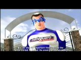 Commander Safeguard's - Mission Clean Sweep  Reloaded Animated Cartoon