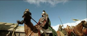 The Riders of Rohan Leaving Edoras - The Lord of the Rings: The Return of the King